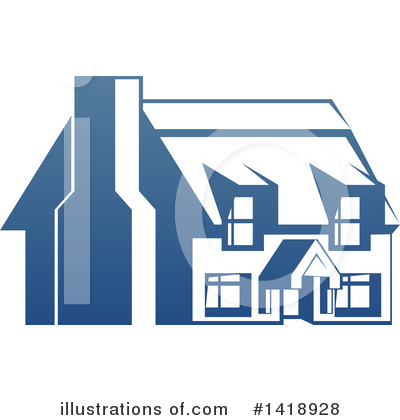 Roofing Clipart #1418928 by AtStockIllustration