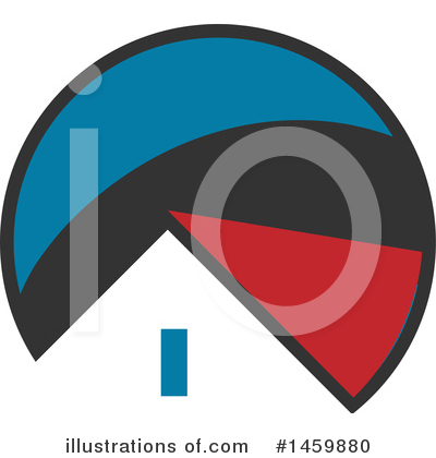 Roofing Clipart #1459880 by Domenico Condello