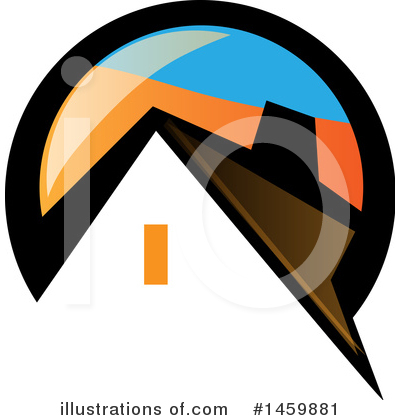 Roofing Clipart #1459881 by Domenico Condello