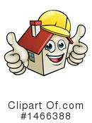 House Clipart #1466388 by AtStockIllustration