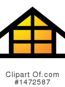 House Clipart #1472587 by Lal Perera