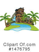 House Clipart #1476795 by Graphics RF