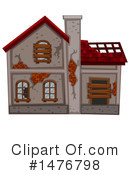 House Clipart #1476798 by Graphics RF