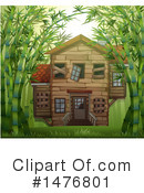 House Clipart #1476801 by Graphics RF