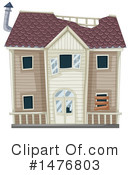 House Clipart #1476803 by Graphics RF