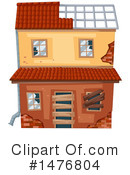 House Clipart #1476804 by Graphics RF