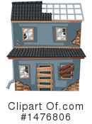 House Clipart #1476806 by Graphics RF
