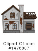 House Clipart #1476807 by Graphics RF