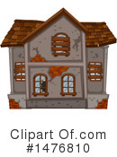 House Clipart #1476810 by Graphics RF