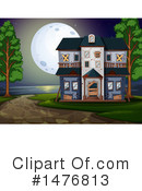 House Clipart #1476813 by Graphics RF