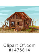 House Clipart #1476814 by Graphics RF