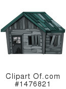 House Clipart #1476821 by Graphics RF