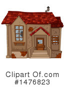 House Clipart #1476823 by Graphics RF