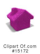 House Clipart #15172 by 3poD