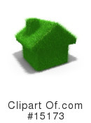 House Clipart #15173 by 3poD