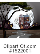 Royalty-Free (RF) House Clipart Illustration #1522001