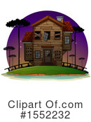House Clipart #1552232 by Graphics RF
