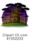 House Clipart #1552233 by Graphics RF