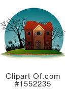 House Clipart #1552235 by Graphics RF