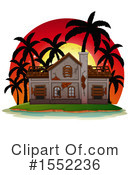 House Clipart #1552236 by Graphics RF