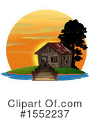 House Clipart #1552237 by Graphics RF