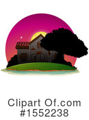 House Clipart #1552238 by Graphics RF