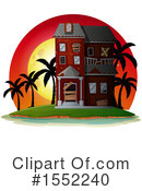 House Clipart #1552240 by Graphics RF