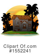 House Clipart #1552241 by Graphics RF