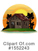 House Clipart #1552243 by Graphics RF