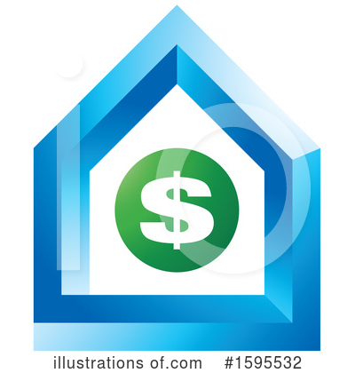 Finance Clipart #1595532 by Lal Perera