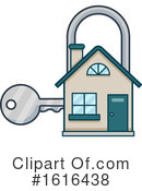 House Clipart #1616438 by BNP Design Studio