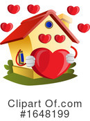House Clipart #1648199 by Morphart Creations
