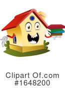 House Clipart #1648200 by Morphart Creations