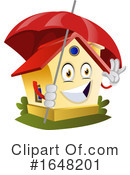 House Clipart #1648201 by Morphart Creations