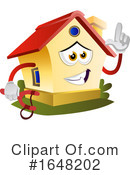 House Clipart #1648202 by Morphart Creations