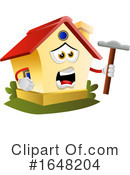 House Clipart #1648204 by Morphart Creations