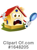 House Clipart #1648205 by Morphart Creations