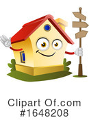 House Clipart #1648208 by Morphart Creations