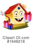 House Clipart #1648218 by Morphart Creations