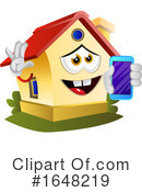 House Clipart #1648219 by Morphart Creations