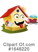 House Clipart #1648220 by Morphart Creations