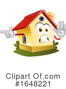 House Clipart #1648221 by Morphart Creations