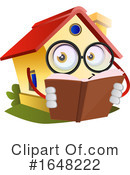 House Clipart #1648222 by Morphart Creations