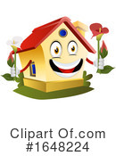 House Clipart #1648224 by Morphart Creations
