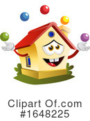 House Clipart #1648225 by Morphart Creations