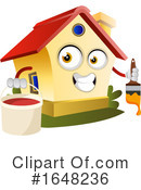 House Clipart #1648236 by Morphart Creations