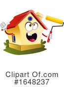 House Clipart #1648237 by Morphart Creations