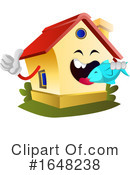 House Clipart #1648238 by Morphart Creations