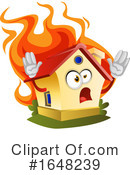 House Clipart #1648239 by Morphart Creations