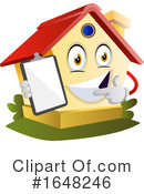 House Clipart #1648246 by Morphart Creations